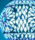 LHM15-BLUE-TD-oosterse hanglamp mozaiek, orientals (2)