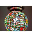 LHM15-MC-FD-oosterse hanglamp mozaiek, orientals
