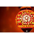 LHM15-R-O-TD-oosterse hanglamp mozaiek, orientals